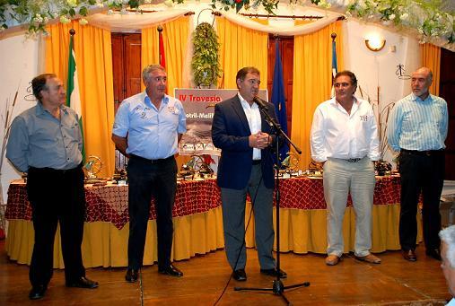 Clausura de la IV Travesía de Moto de Salvamento Motril Melilla – Melilla Motril