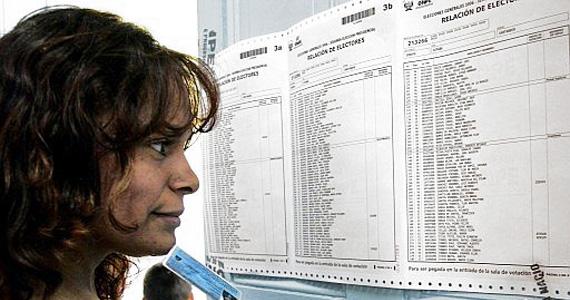 Ya se puede consultar el censo electoral de Motril