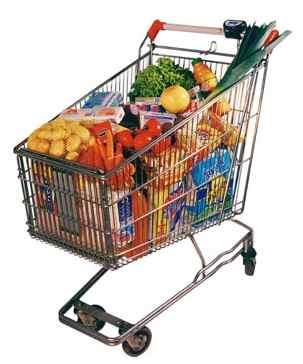 Supermercado consejos ynut - Carrito dela compra ...