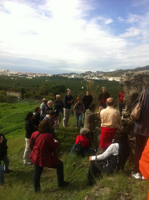 Más de 350 personas participaron el programa de visita a los recursos patrimoniales sexitanos
