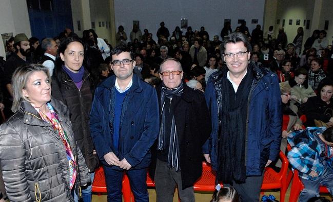 Finaliza en Cádiar la XX Muestra de Teatro Aficionado de la Alpujarra