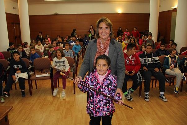 Los escolares motrileños celebran un pleno infantil en el Ayuntamiento
