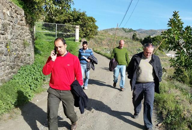 Almuñécar  acondicionará y mejorará  el camino Almenara Loma del Gato