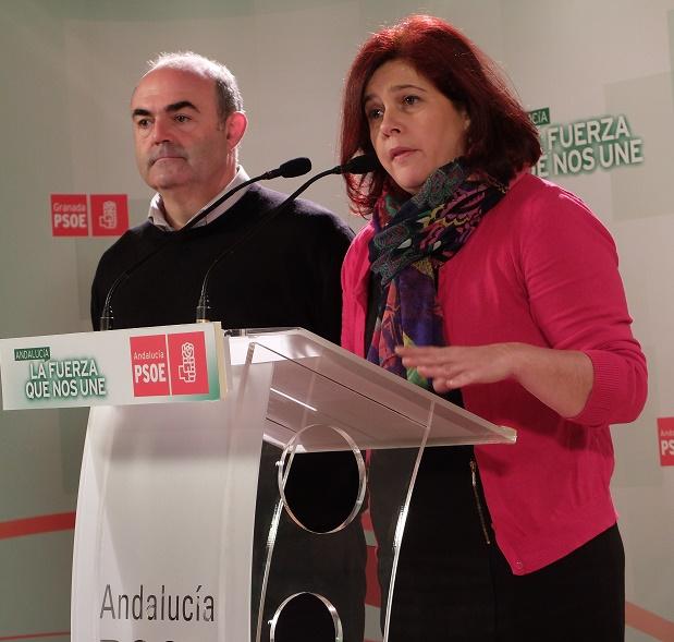El PSOE exige a la ministra de Fomento que explique a los granadinos la marginación de Motril de las ayudas a las conexiones con Melilla