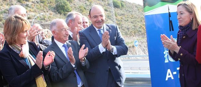Almuñécar celebra la entrada en servicio del nuevo tramo de la A-7 como un logro para toda la Costa Tropical