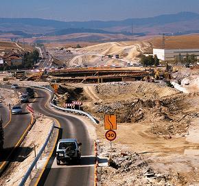 El PP de Motril acusa al gobierno de Zapatero la paralización de las obras de la autovía Adra-Albuñol