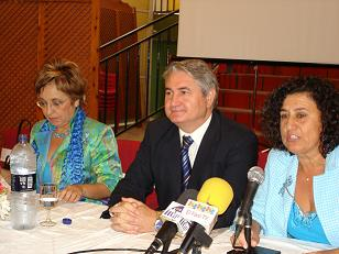 El alcalde de Motril apela a la búsqueda de una sociedad más justa y equilibrada en la inauguración de las III Jornadas Motril por la igualdad
