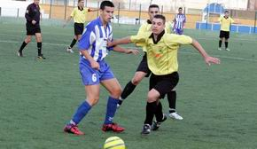 Los juveniles del Motril CF pierden por 5-4 en Melilla