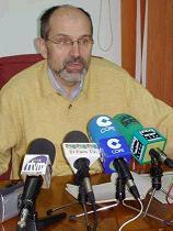 Bonifacio Pérez destaca en las Jornadas de Medio Ambiente la vía de colaboración con la Universidad de Granada
