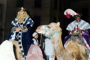 Dromerarios, pasacalles y carrozas compondrán la cabalgata de Reyes en Almuñécar