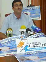 Felipe Villa anuncia que la concejalía de Educación ofrecerá a los alumnos de los centros escolares de Motril distintos cursos de formación vial