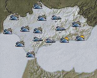Hoy lloverá en la Costa Tropical de Granada