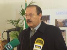 Luis Manuel Rubiales, delegado provincial de Empleo presentó el Centro de Difusión de la Cultura de la Costa en Castell de Ferro