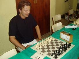 Sergio Soto obtiene la titulación de maestro FIDE de ajedrez