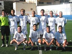 En liga Nacional de Juveniles el Motril CF se enfrenta en Melilla con la Peña del Real Madrid