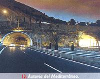 El Misnisterio de Fomento ha adjudicado a Corsan-Corviam SA las obras del tramo de la Autovía del Mediterráneo La Gorgoracha-Puntalón