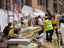 CCOO atribuye el repunte de la siniestralidad laboral a la escasa implicación de los empresarios en el cumplimiento de la ley