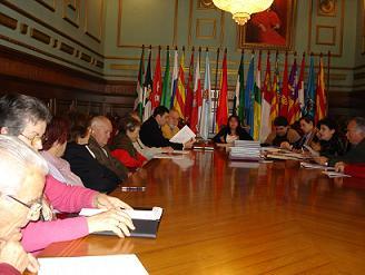 El Consejo de Mayores aprueba su programa de actividades, entre las que destacan iniciativas de convivencia y para el tiempo libre