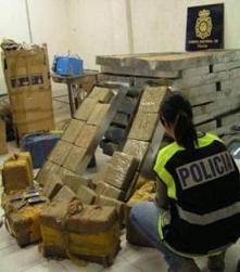 Detenido en Salobreña un marroquí con 10 kilos de hachís