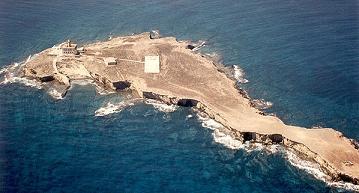 Dos inmigrantes fallecieron ahogados en la isla de Alborán