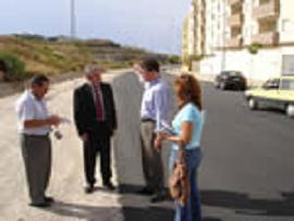 El PSOE de Motril anuncia la rehabilitación de viviendas en Los Alamos, por valor de 550.000 euros