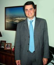 Carlos Rojas se interesa por el colectivo de personas desempleadas con discapacidad