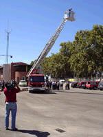Los bomberos de Motril celebran el día de su patrón San Juan de Dios