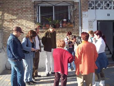 El PP de Motril muestra las reivindicaciones del barrio Salvador Huertas