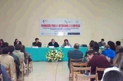 Técnicos del área de Formación y Empleo participan en la reunión nacional de 'Ruralidad y Desarrollo Local' para la inserción laboral