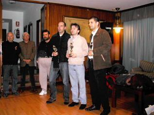 I Abierto de Ajedrez Real Club Náutico de Motril