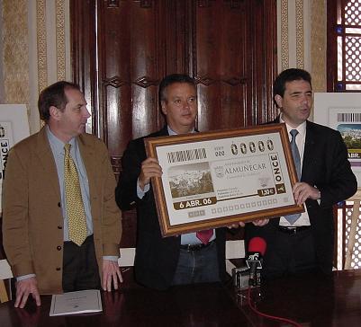 El cupón de la ONCE dedica en el sorteo del 6 de abril a la localidad de Almuñécar