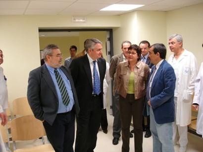 El Hospital de Motril cuenta con una moderna sala de Extracciones Sanguíneas y con una Unidad Anatómica Patológica