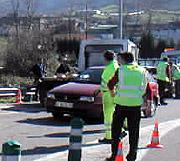 Dos heridos en un accidente de tráfico en Vélez de Benaudalla