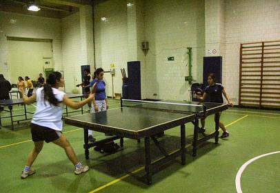 Campeonato de España de Tenis de Mesa Infantil en Motril