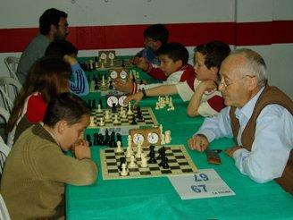 Memorial Luismi Hidalgo de ajedrez en Motril