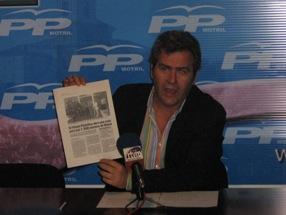 El PP de Motril apoya a los afectados de Forum Filatélico y pide que se tomen medidas de por parte del Cuatripartito.
