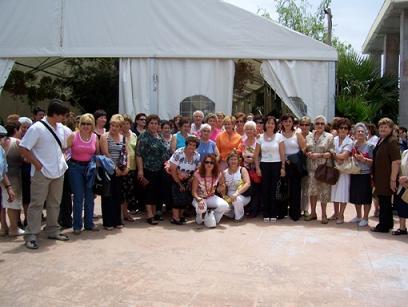 Afammer celebra en Molvízar unas jornadas sobre economía social