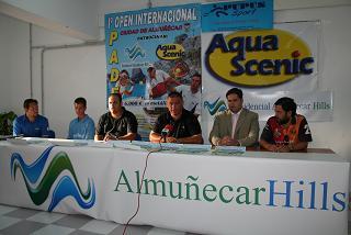 ALMUÑECAR CELEBRA EL I CAMPEONATO INTERNACIONAL DE PADEL