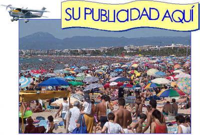 La Policía Local de Motril denunciará las avionetas que sobrevuelen la zona de la playa