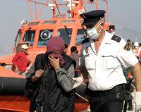 Llega una patera con 33 inmigrantes marroquíes a Motril