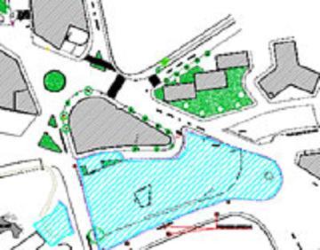 Comienzan la obras de urbanización y construcción de una rotonda en el entorno del Puente Toledano de Motril