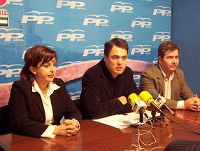 El PP de Motril reivindica el plan de usos para el puerto