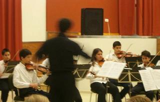 Una placa recordará a Antonio Lorenzo Camarón, cuyo nombre lleva  a partir del lunes el Conservatorio de Música de Motril