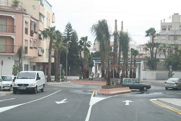 Este lunes finalizan las obras de mejora de la carretera del Suspiro del Moro