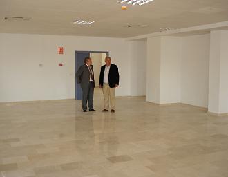 El edificio multifuncional de el Varadero se inaugurará a finales de abril
