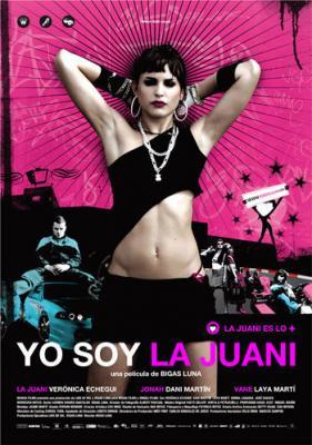 """La empresa motrileña AGM distribuirá en USA la película de """"Yo soy la Juani"""" de Bigas Luna"""