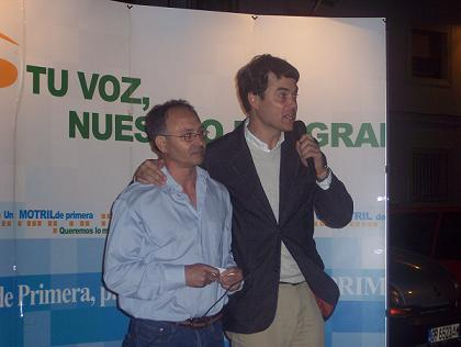 Juan Antonio Chinchilla Salguero candidato del PP por la ELA de Calahonda