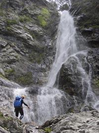 Rescatados 10 barranquistas en Lentejí