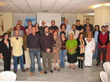 IU de Almuñécar presenta su candidatura a las municipales de mayo