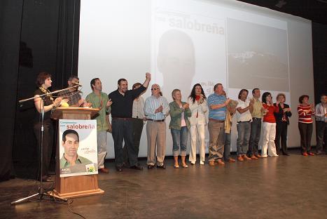 Angel Coello candidato a la alcaldía de Salobreña por IU